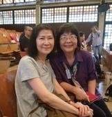2018信而有徵:與月賓師姐開心參加2017年7月22日一覺元學會會員大會   .jpg